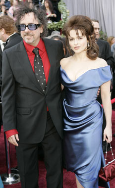 Burton & Carter Oscars 2006.jpg