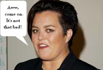 Rosie ODonnell The View Hair Cut No.jpg