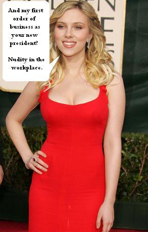 Scarlett Johansson Quotes