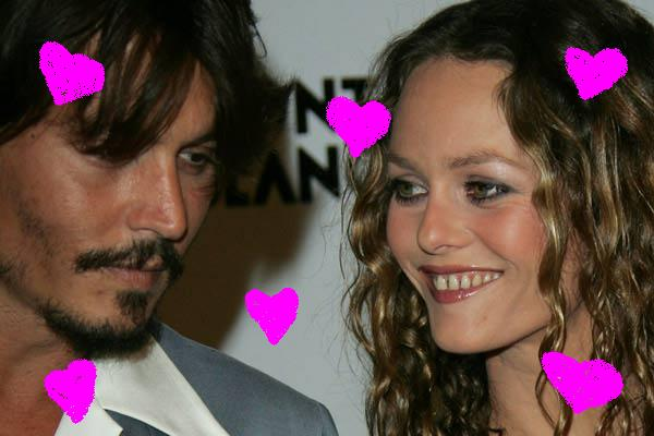 johnny depp married to. Not only is Johnny Depp