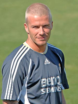david beckham haircuts. ~David Beckham. 0 Comments