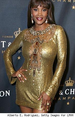 I love Vivica Fox even though she is steadily going down the list of ...