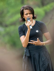 michelle-obama speaking