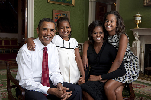 The Official First Family Photo