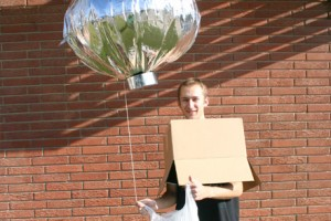 balloon boy halloween costume