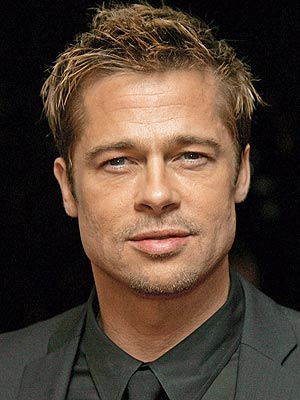 brad pitt. Brad Pitt OK After Motorcycle