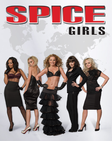 Spice Girls, The Musical?