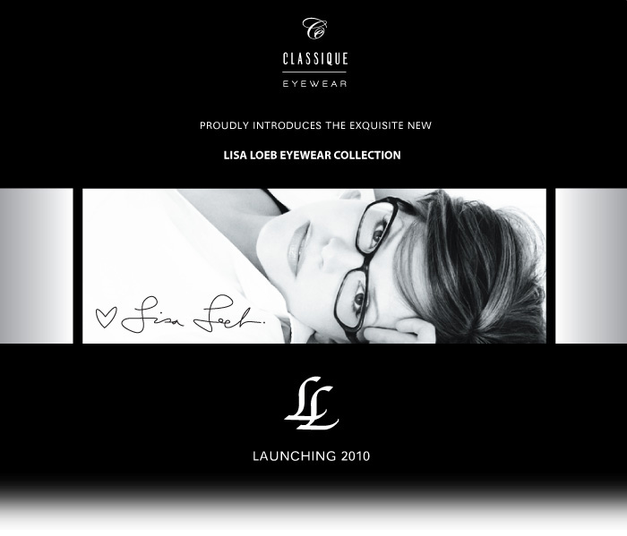 Lisa Loeb Launches Eyewear Collection