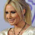 Ashley Tisdale Fixed Her Side Face