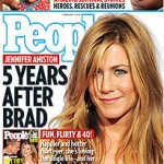 Jen Talks About Brad on People