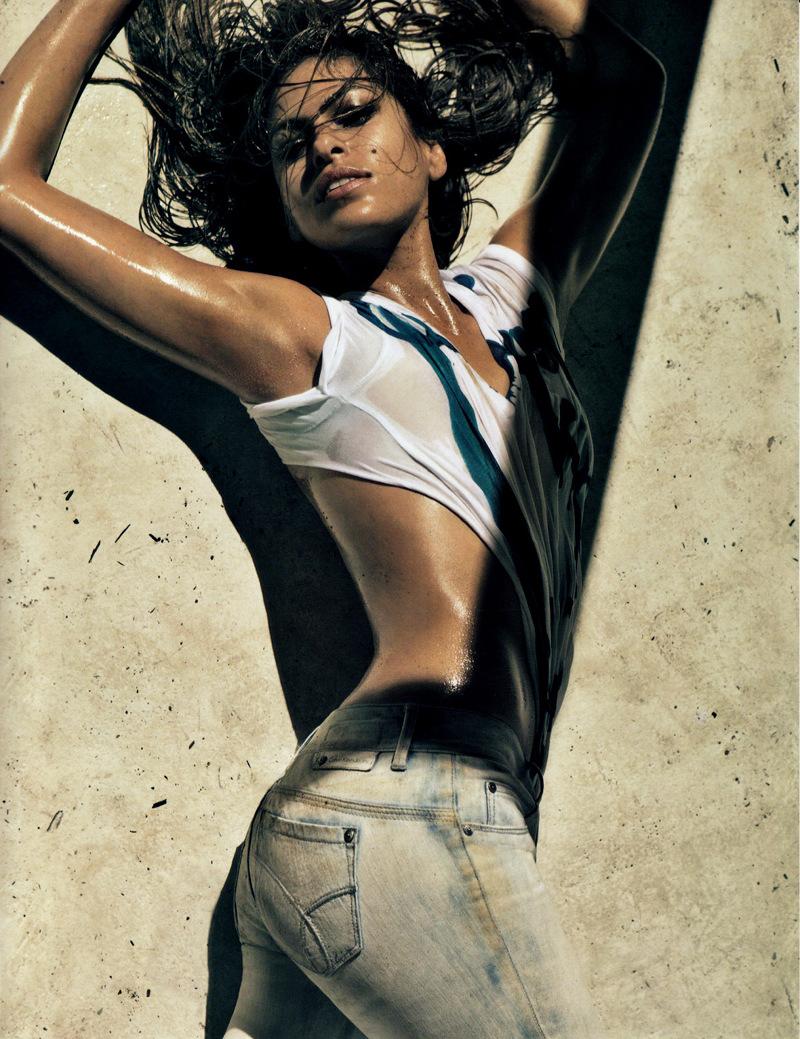 Eva Mendes Calvin Klein