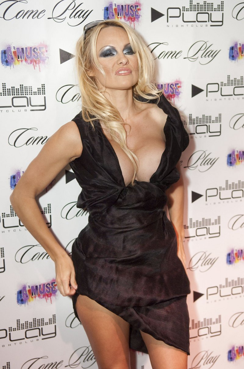 Pamela Anderson is trashy