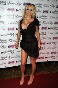 Pamela Anderson is trashy