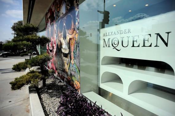 Alexander McQueen Memorial