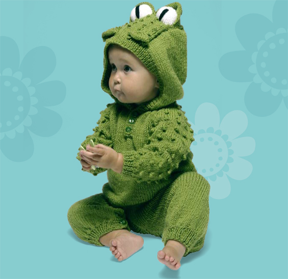 Featured image for Rihanna's Frog Suit
