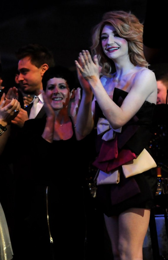 The Brit Awards - Nicola Roberts