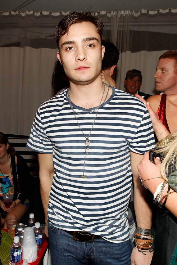 The Maxim Party 2010 - Ed Westwick