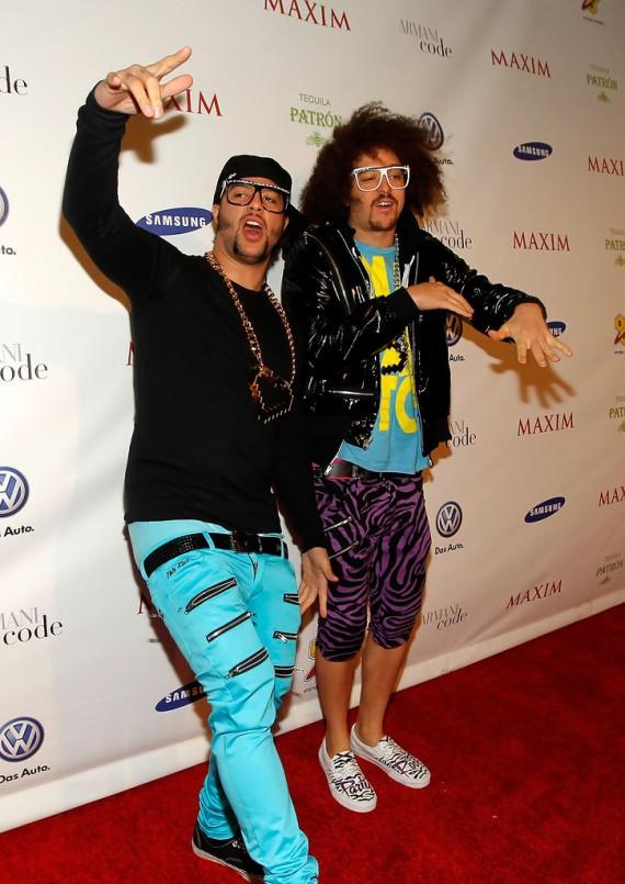 The Maxim Party 2010 - LMFAO
