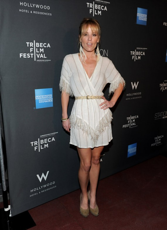 2010 Tribeca Film Festival Program Launch Of Tribeca Film New Distribution - Emma Caulfield