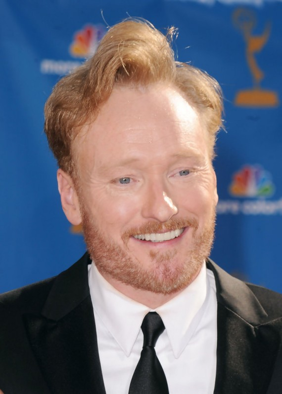 62nd Annual Primetime Emmy Awards - Conan O'Brien