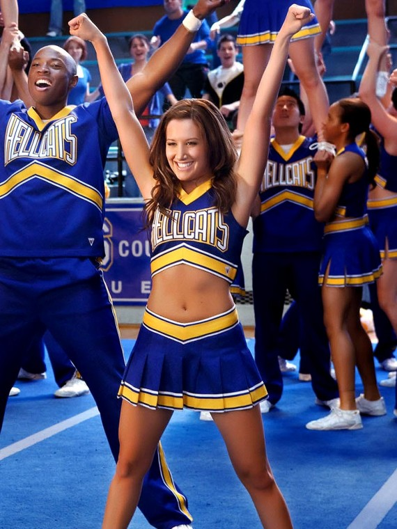 Ashley Tisdale in CW Hellcats