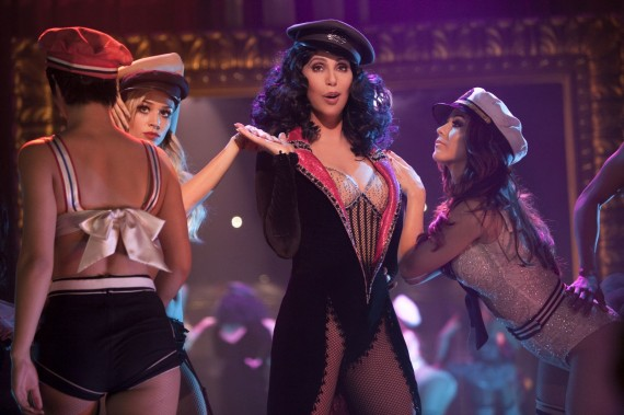 Cher in Burlesque