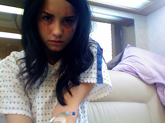 Demi Lovato on Grey's Anatomy