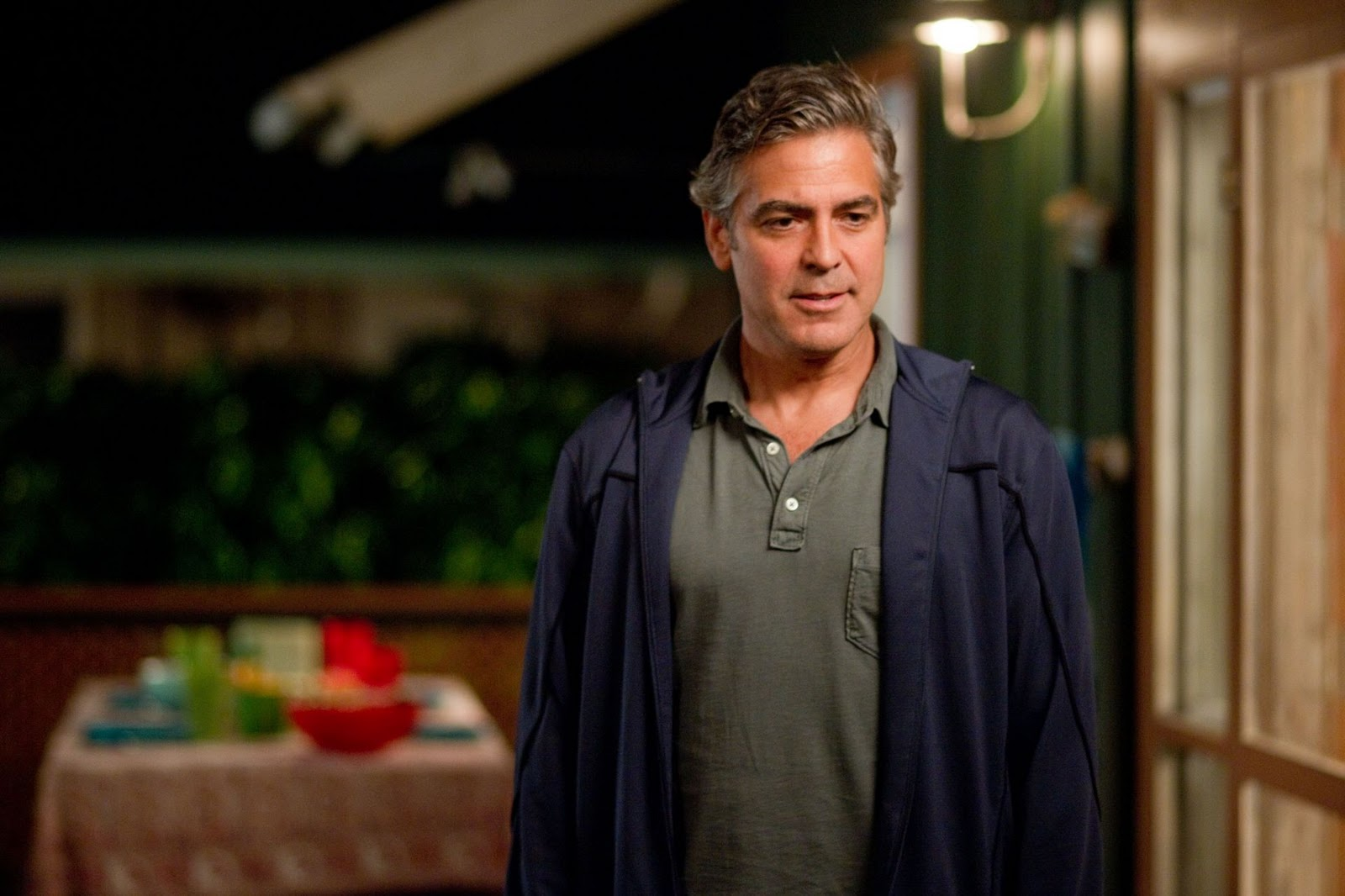 Featured image for George Clooney: Aloha!