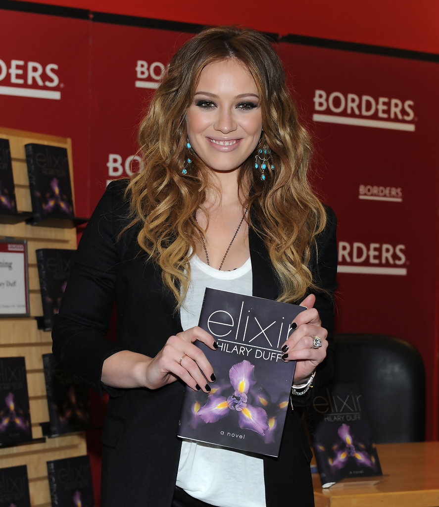 Featured image for Hilary Duff, Novelist