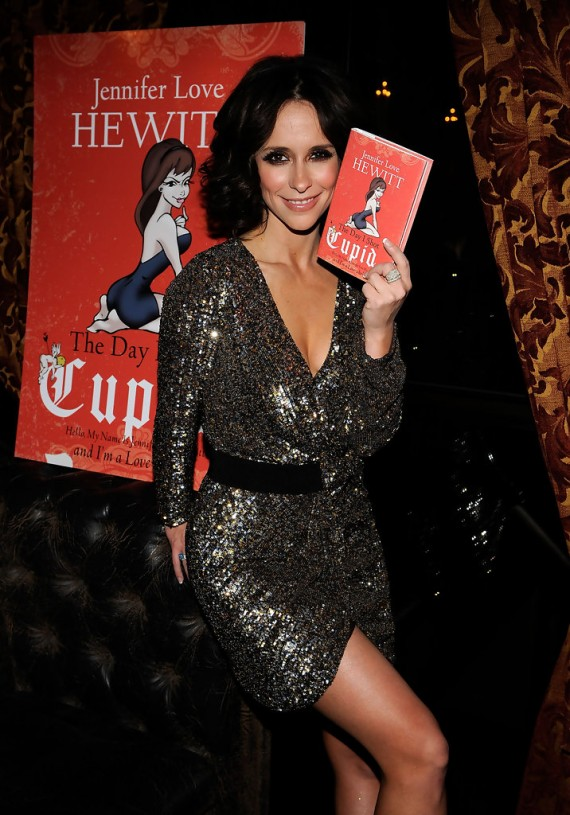 Jennifer Love Hewitt's The Day I Shot Cupid Book Launch Party
