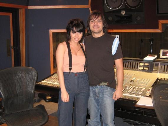 Lady Gaga and Rob Fusari