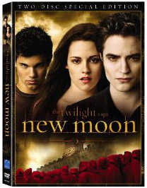 Featured image for What's In The New Moon DVD?