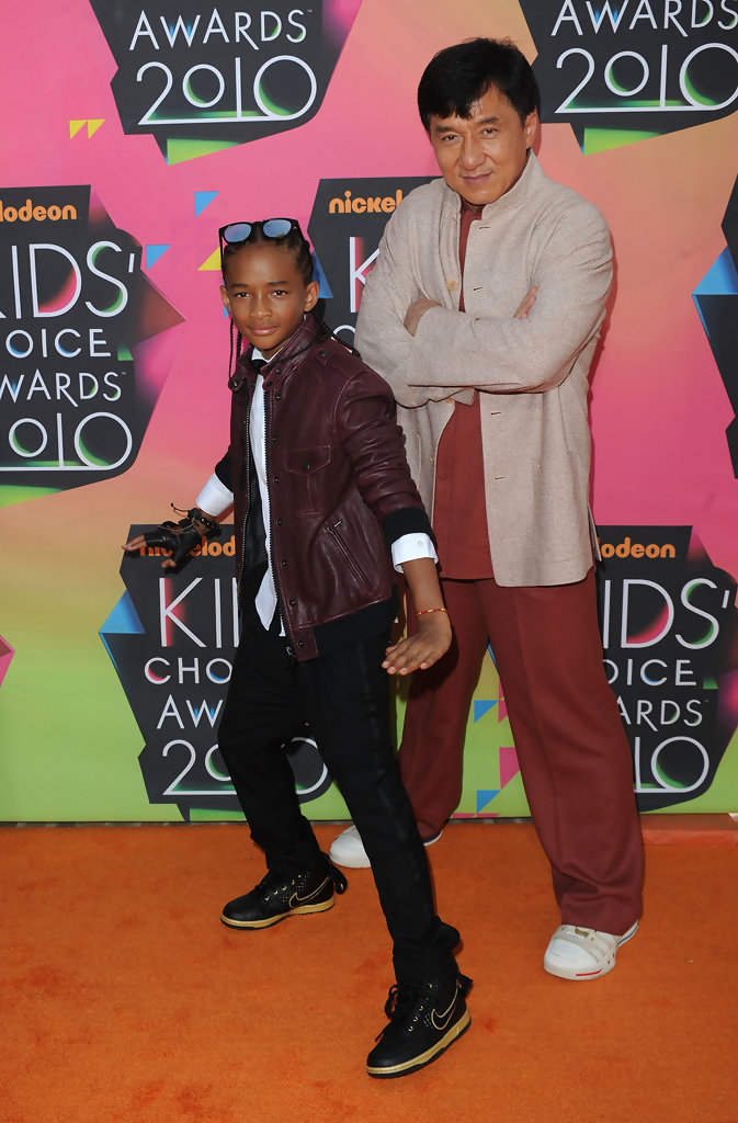 Kids' Choice Awards: Best Dressed Males