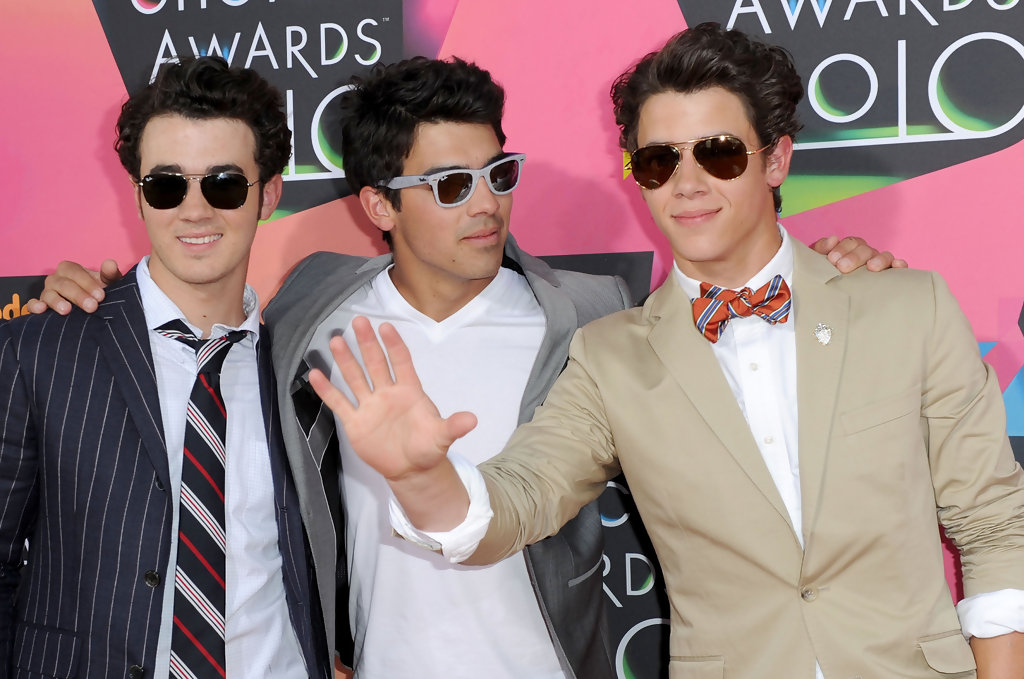 Jonas Brothers: Red Carpet Stunnaz