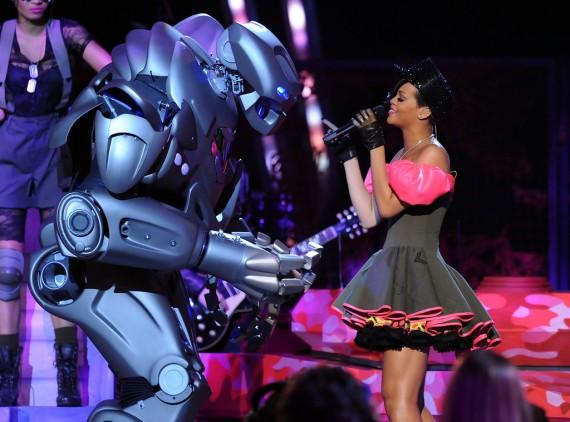 Rihanna Nickelodeon's 23rd Annual Kids' Choice Awards
