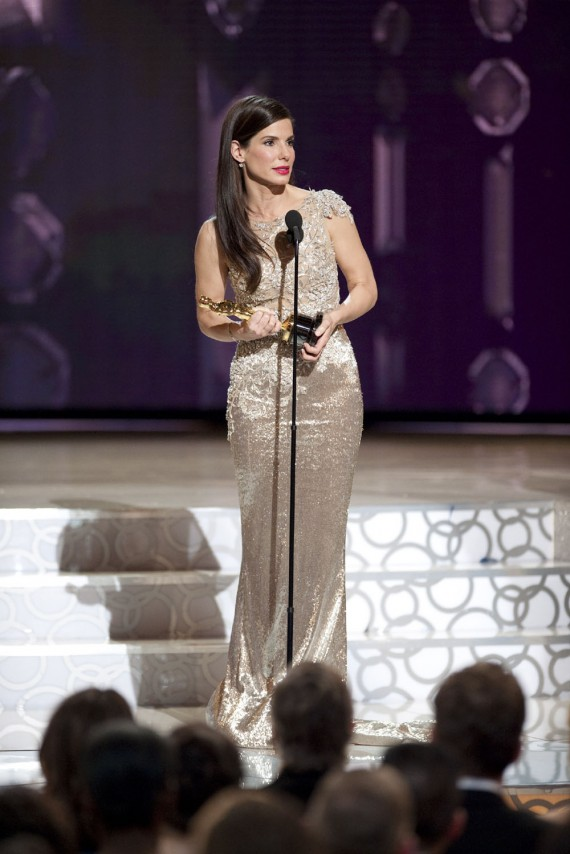 82nd Academy Awards, Sandra Bullock