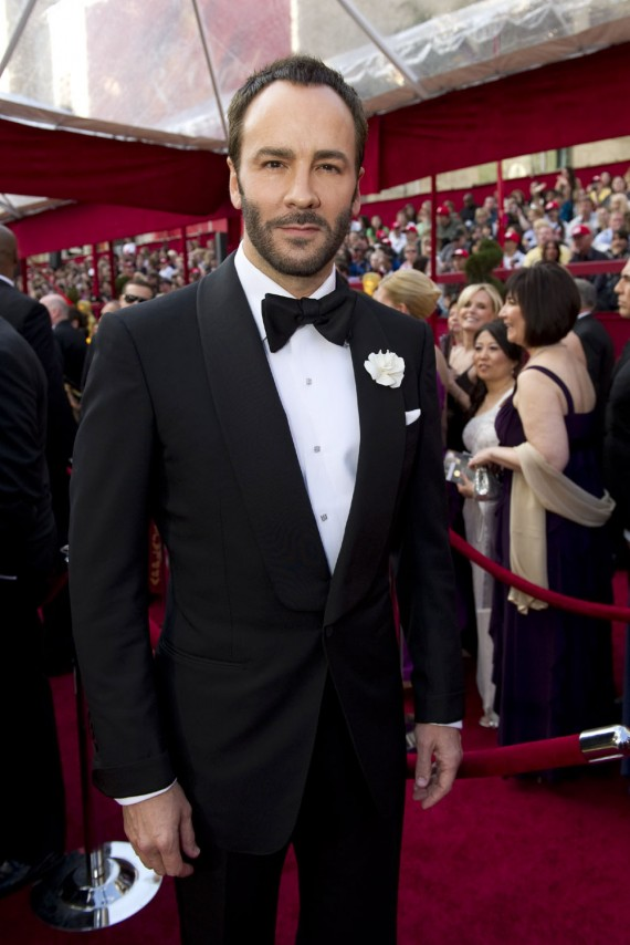 82nd Academy Awards, Tom Ford