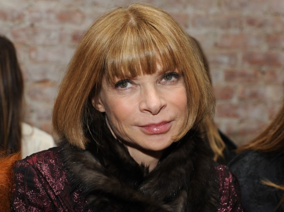 Anna Wintour Loses Her Luster