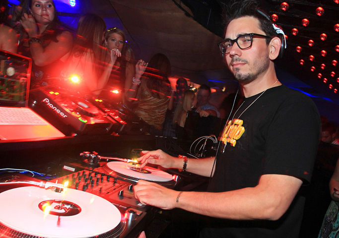 """DJ AM's """"Iron Man"""" Cameo"""