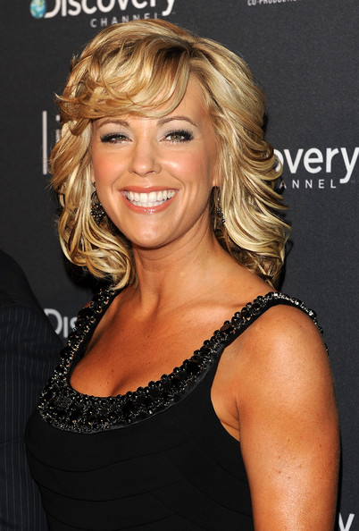 Kate Gosselin on the premiere of Discovery Channel's Life