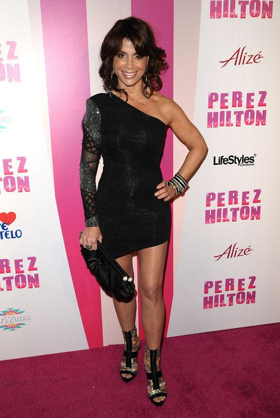 Paula Abdul on Perez Hilton's Carn-Evil