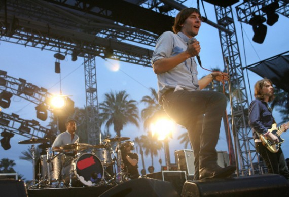 Phoenix at Coachella 2010
