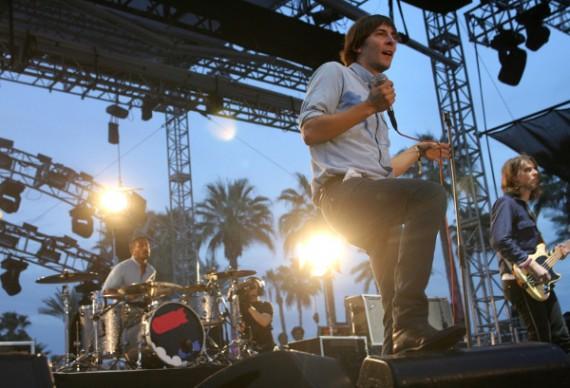 Phoenix at Coachella 2010