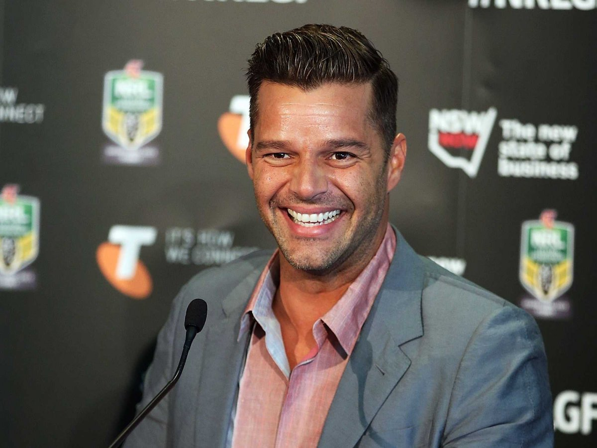 Now What, Ricky Martin?