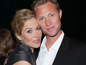 Christina Applegate Engaged to Martyn LeNoble