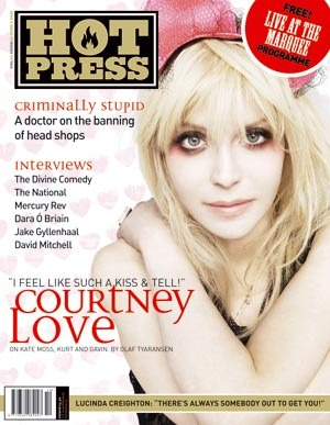 Courtney Love's Flings: Rockstars, Actors, Supermodels and Dictators