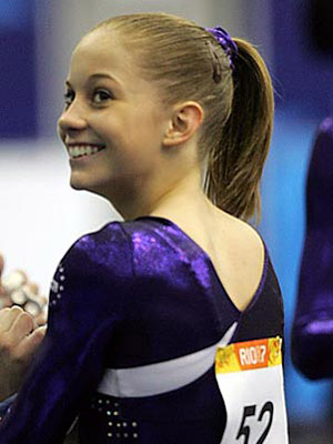 shawn johnson pan am 2007