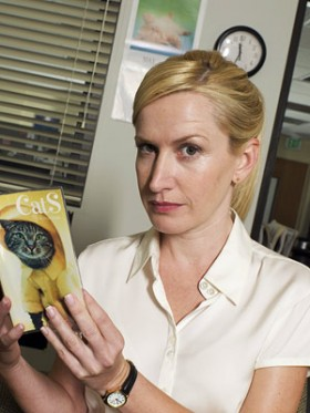 Angela Kinsey - The Office Actress