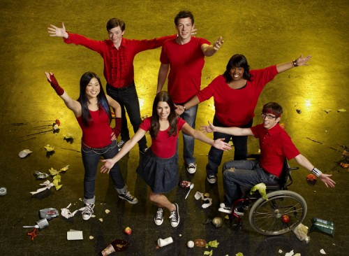 Glee Clothing Line