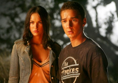 Megan Fox Out Of Transformers